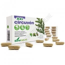 Circuven XXI 19-C Soria Natural 30 cápsulas -