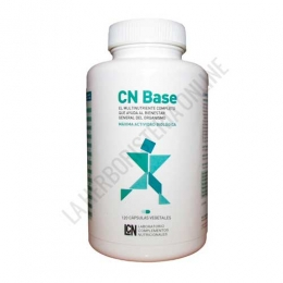 CN Base multinutriente LCN 120 cápsulas vegetales -