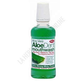 Colutorio natural Aloedent de Aloe Vera Madal Bal 250 ml.