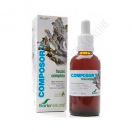 Composor 21 Fucus Complex Soria Natural 50 ml. -