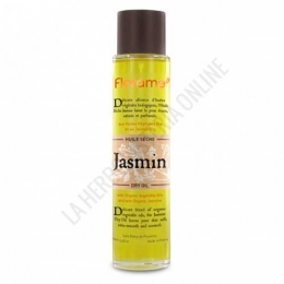 Aceite Seco cuerpo y cabello Jazmin BIO Florame 100 ml. -