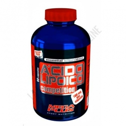 Ácido Lipoico Competition 100 mg. Mega Plus 60 cápsulas