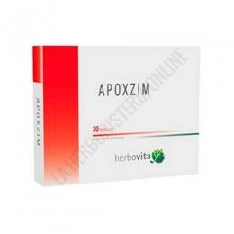 Apoxzim Herbovita 30 cápsulas