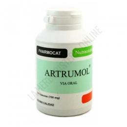 Artrumol (Cartílago de Tiburón, Minerales, Vitamina C) Fharmocat 180 cápsulas -