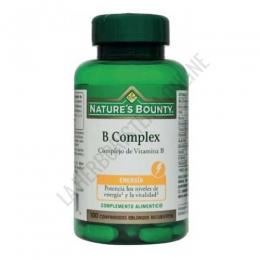 B-Complex Natures Bounty 100 comprimidos