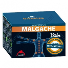 Bálsamo Malgache Frio Calor: muscular, articulaciones, deporte Intersa 350 gr. -