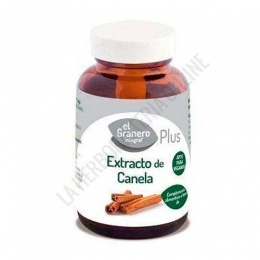 Canela BIO El Granero Integral 90 cápsulas -