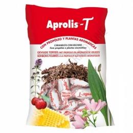 Caramelos con relleno Aprolis T Tos Propoleo y Plantas Intersa 100 gr. -