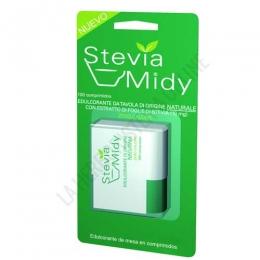 Stevia Midy edulcorante natural ESI 100 comprimidos -