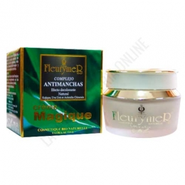 Crema facial Antimanchas efecto decolorante natural Magique Fleurymer 50 ml.
