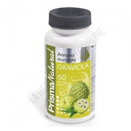 Graviola Prisma Natural 60 cápsulas