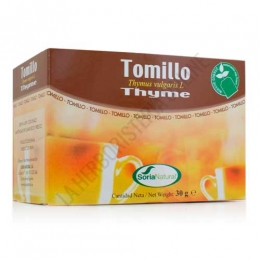 Tomillo Soria Natural 20 infusiones