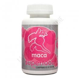 Maca Andina 500 mg. Superfoods Energy Fruits 120 comprimidos - La Maca Andina de Energy Fruits aporta las propiedades energizantes y vigorizantes (conocidas desde la antigüedad).