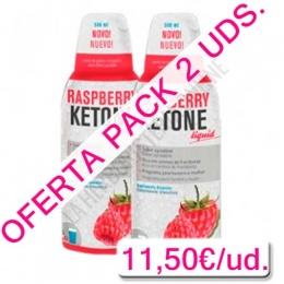 OFERTA 2 uds. Raspberry Ketone Líquido Biocol 500 ml.