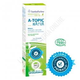 Bálsamo hidratante BIO piel atópica niños y adultos Atopic Natur Esential Aroms 100 ml. -
