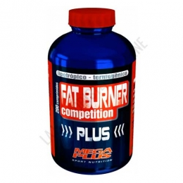 Fat Burner Plus Competition quemador de grasa Mega Plus 200 comprimidos