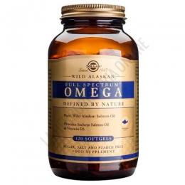 Full Spectrum Omega Solgar 120 cápsulas -
