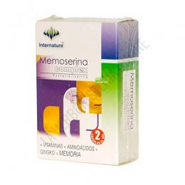 Memoserina Complex Internature 30 cápsulas -