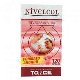 FORMATO AHORRO - Nivelcol Tongil 120 cápsulas -