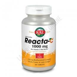 Reacta C 1000 mg. Kal 60 comprimidos