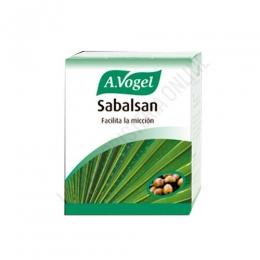 Sabalsan próstata A. Vogel 30 cápsulas - Sabalsan de A. Vogel pone a tu disposición las propiedades del fruto del Sabal, tradicionalmente utilizado para el cuidado de la próstata (dificultades de micción, sensación de vaciado incompleto, etc.).