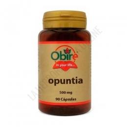 Opuntia 500 mg. Obire 90 cápsulas -