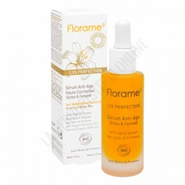Serum Reparador Intensivo Lys Perfection BIO Florame 30 ml. -