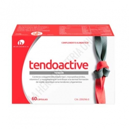 Tendoactive Bioibérica 60 cápsulas -