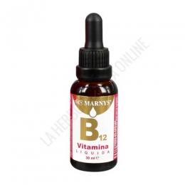 Vitamina B12 líquida Marnys 30 ml. -