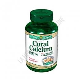 Coral Calcium Plus Natures Bounty 120 cápsulas