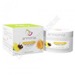 Crema de Jalea Real con Liposomas Armonía 50 ml. - La crema de Jalea Real de la marca Armonía es una crema formulada para conseguir una piel hidratada, joven y regenerada, ideal para pieles normales y sensibles.