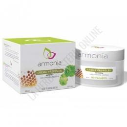 Crema Regeneradora al Propóleo Armonía 50 ml. - La Crema Propóleo de la marca Armonía es una fórmula ideal para regenerar, hidratar y prevenir  las arrugas de la piel, consiguiendo una piel suave, tersa y luminosa.