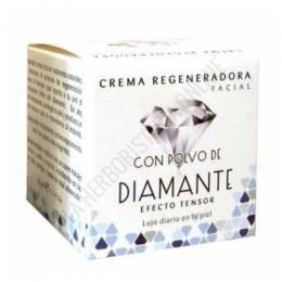 Crema facial regeneradora con Polvo de Diamante Ynsadiet 50 ml.