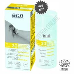 Crema Solar Corporal mineral SPF30 Eco Cosmetics 100 ml. -
