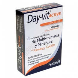 Day-Vit Active Health Aid 30 comprimidos