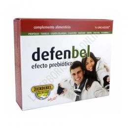 Defenbel efecto prebiótico Herdibel 16 ampollas