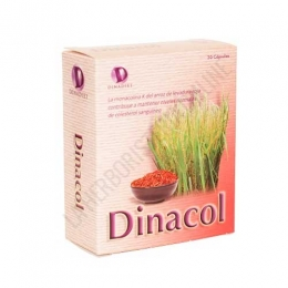 Dinacol Colesterol Dinadiet 30 cápsulas -