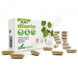 Diurin XXI 10-C Soria Natural 30 cápsulas -