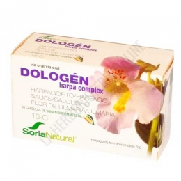 Dologen 16-C Soria Natural 60 cápsulas