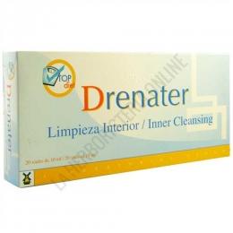 Drenater limpieza interior Tegor 20 viales -