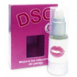 Aceite íntimo en spray DSO DeSeO Herbofarm 20 ml. - DSO es un aceite íntimo 100% natural con efecto inmediato, útil para masaje íntimo. Actúa activando la pasión, aumentando la sensibilidad y la actividad sexual.PRODUCTO DESCATALOGADO POR EL LABORATORIO FABRICANTE.