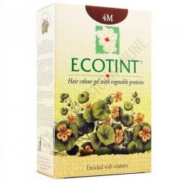 Ecotint CASTAÑO CAOBA 4M - Tinte permanente sin amoníaco