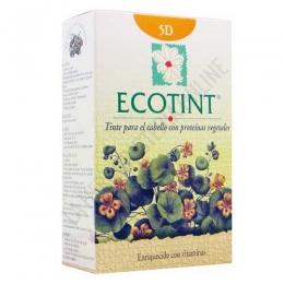 Ecotint CASTAÑO CLARO DORADO 5D - Tinte permanente sin amoníaco