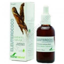 Extracto de Eleuterococo Soria Natural 50 ml. con dosificador -