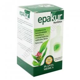 Epakur NeoDetox Planta Médica 50 comprimidos -