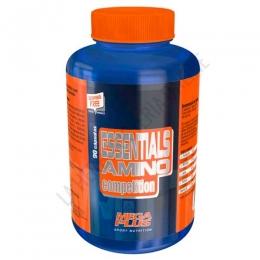 Essentials Aminos Mega Plus 90 cápsulas - Los Aminoácidos Esenciales de Mega Plus asegura un aporte equilibrado de todos los aminoácidos esenciales para el organismo, consiguiendo una rápida recuperación muscular, una mejora del rendimiento y consecuentemente un aumento del volumen muscular.