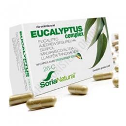 Eucalyptus Complex 26-C Soria Natural 60 cápsulas