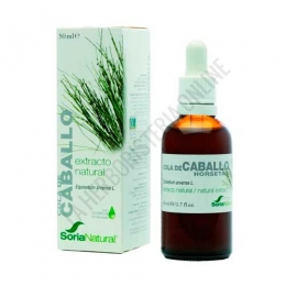Extracto de Cola de Caballo XXI  Soria Natural 50 ml. con dosificador -