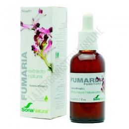 Extracto de Fumaria XXI  Soria Natural 50 ml. con dosificador