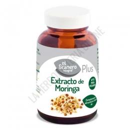 Extracto de Moringa 300 mg. El Granero Integral 60 cápsulas -